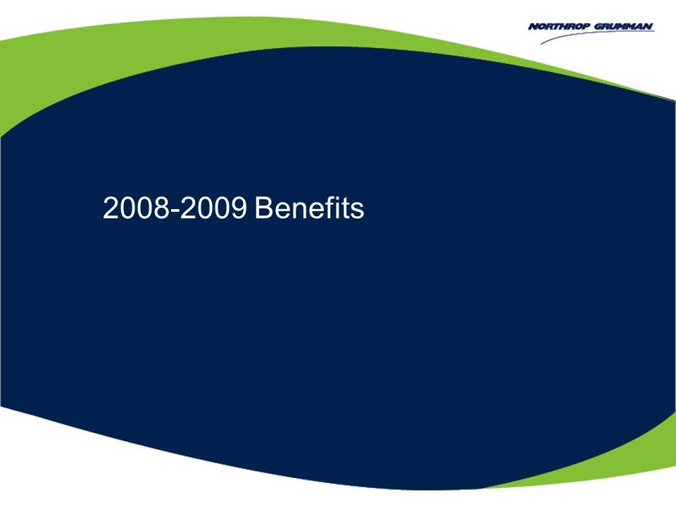 2008-2009 Benefits