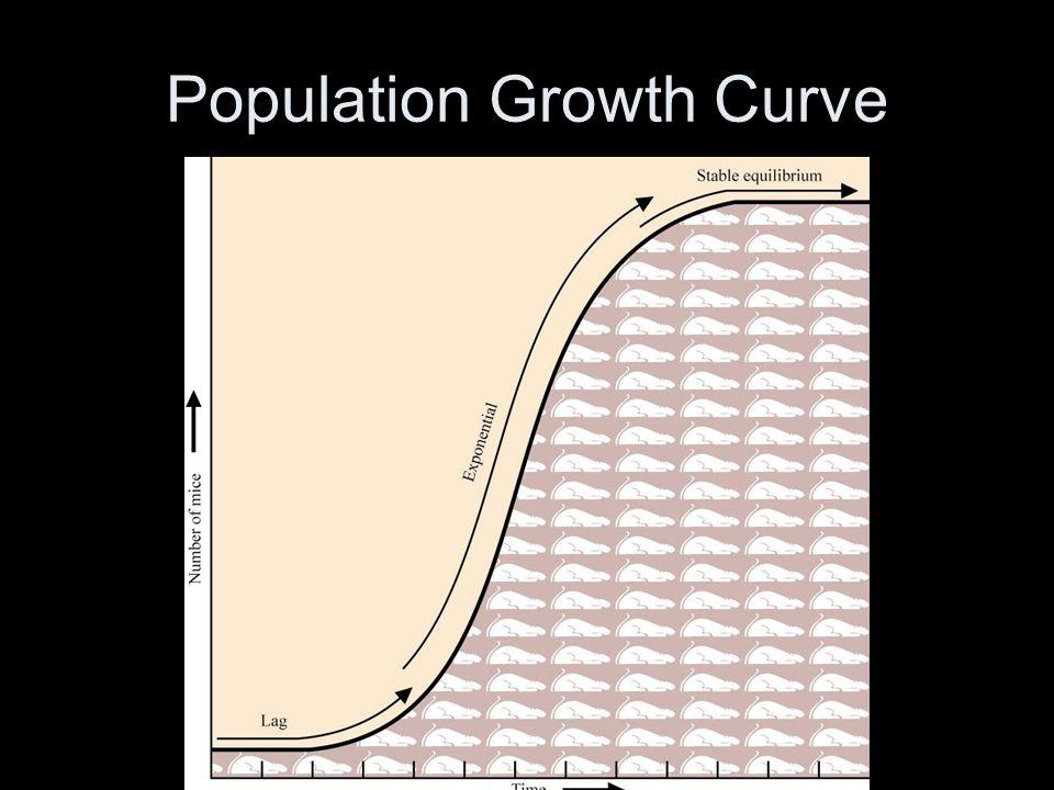 55 Population Growth Curve