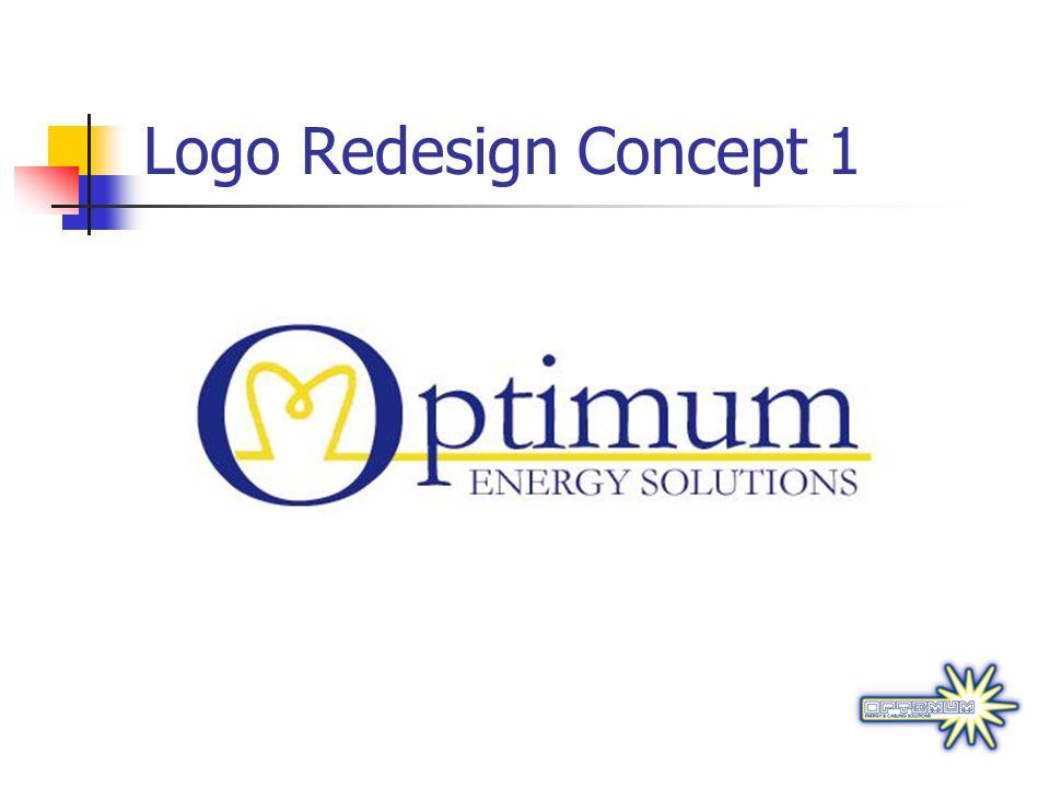Logo Redesign Concept 1