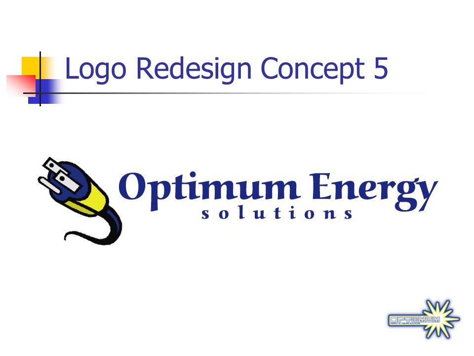 Logo Redesign Concept 5