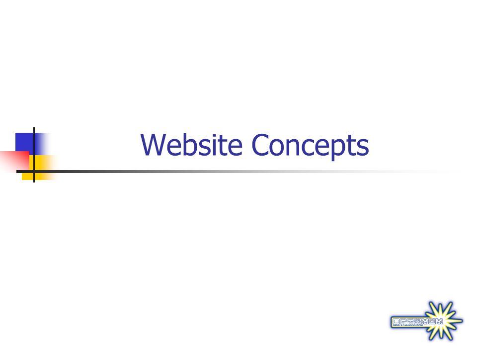 Website Concepts