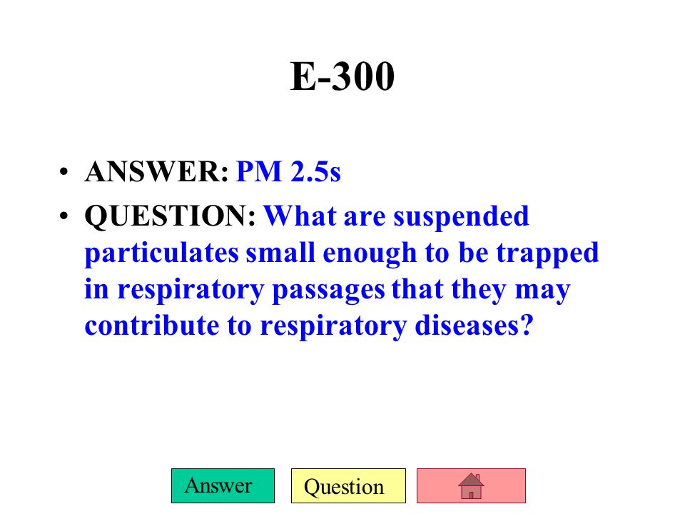 Question Answer E-200 ANSWER: Cause of a thermal inversion QUESTION: What is a layer (lid) of warm air on top of (trapping) a layer of cooler air belo