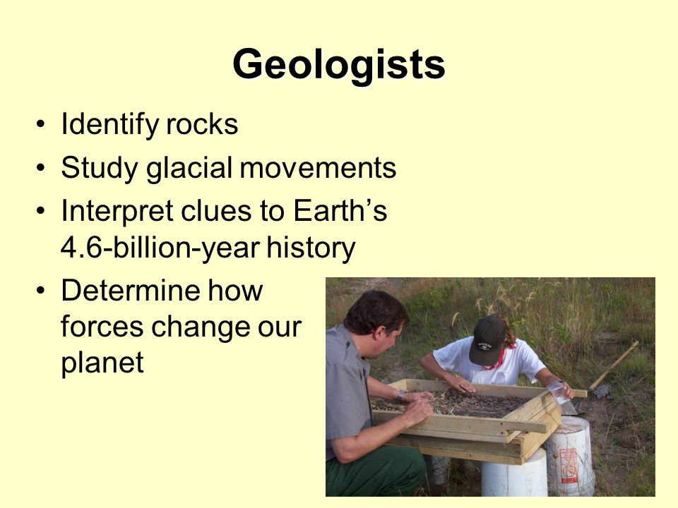 Astronomy Geology Oceanography Earth Science