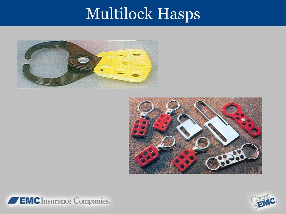 Multilock Hasps