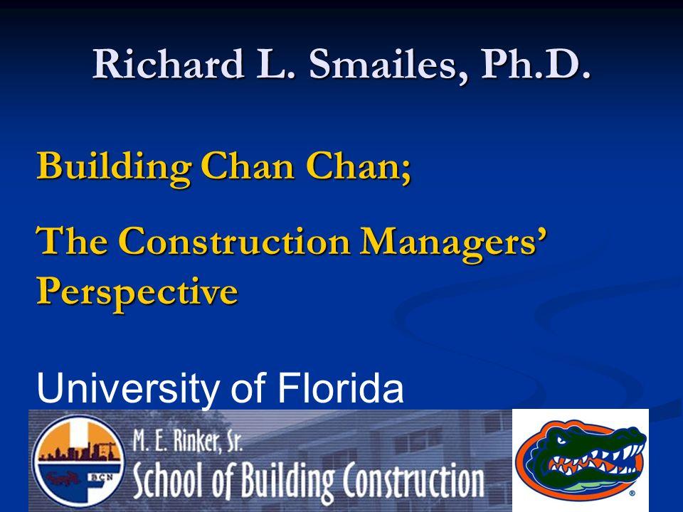 Richard L. Smailes, Ph.D.