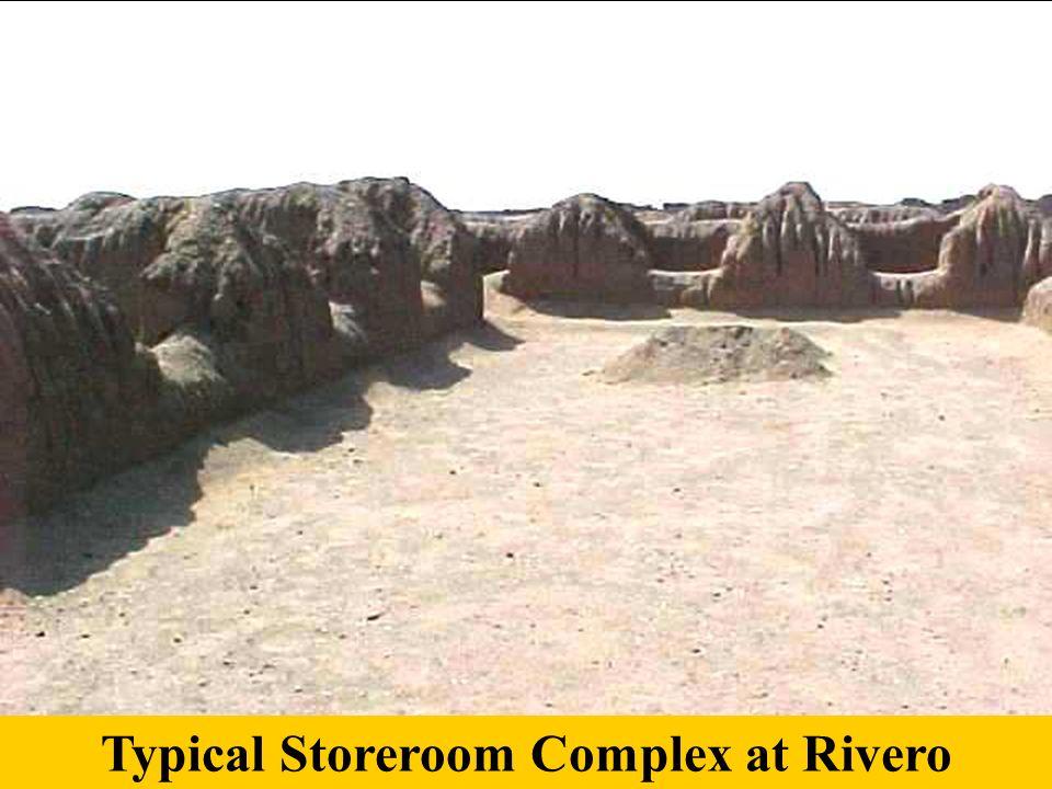 Typical Storeroom Complex at Rivero