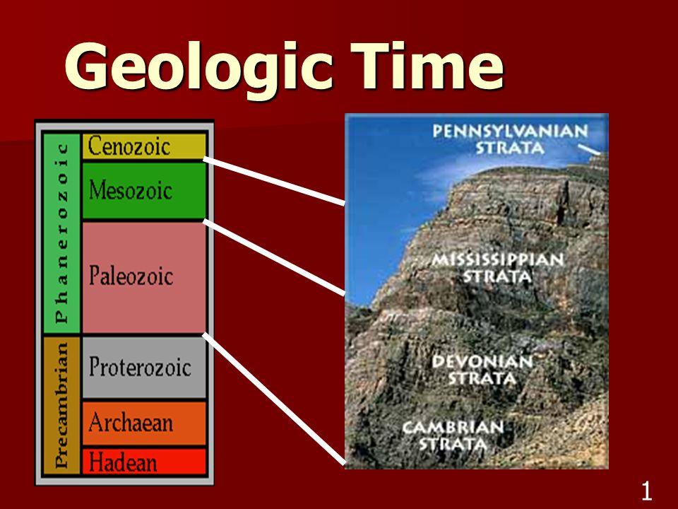 Geologic Time 1