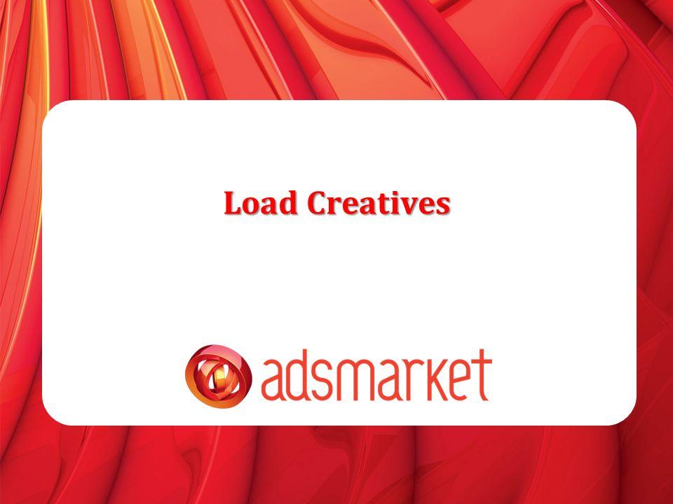 Load Creatives