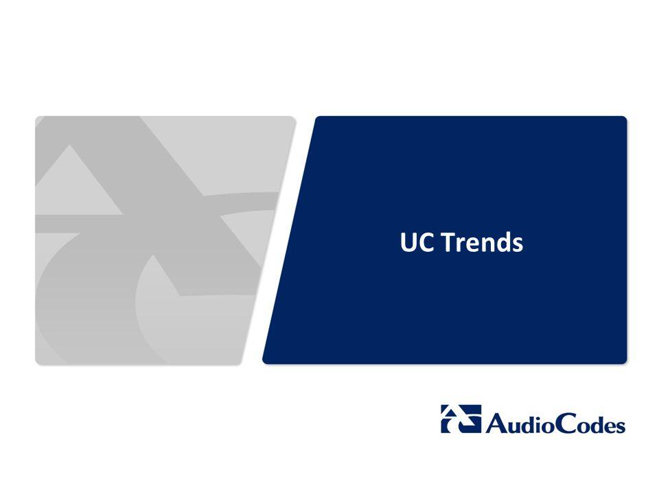 UC Trends