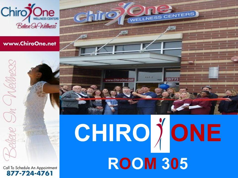 CHIRO ONE ROOM 305