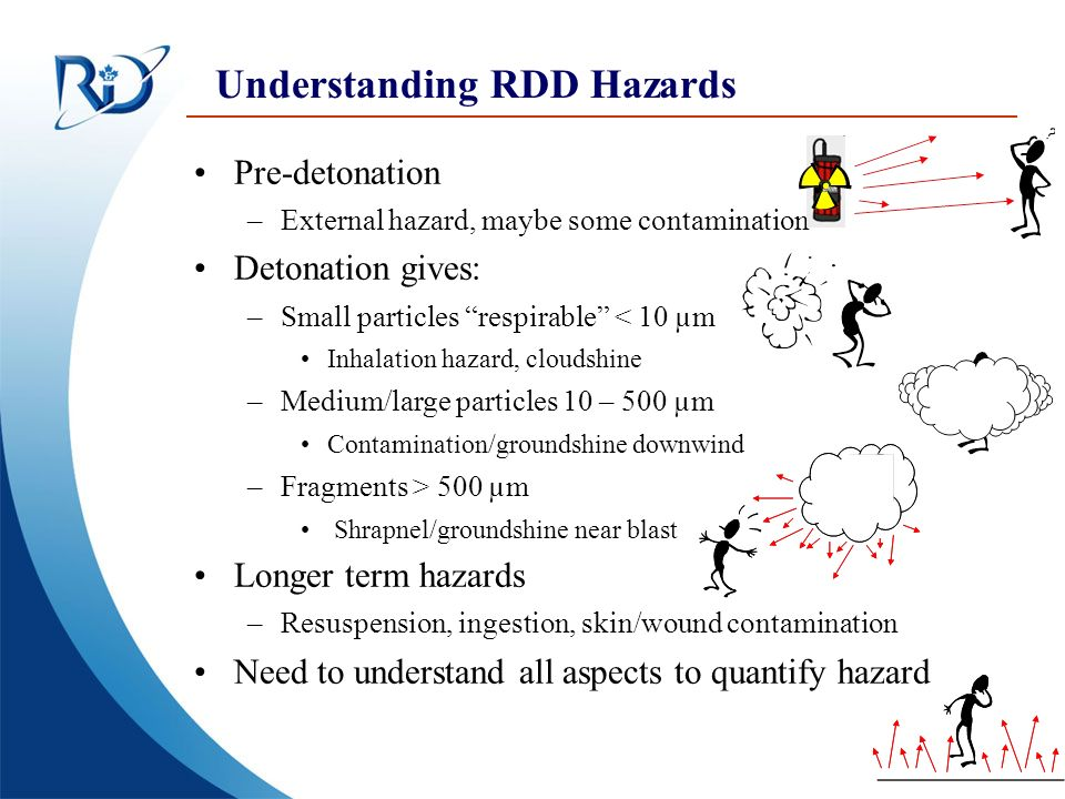 Defence R&D Canada R & D pour la défense Canada Solid fracture (along grain boundaries) Solid fracture (energy limitedspall) > 100 m Solid fracture (across grain Boundaries) Comminution peak Phase change (liquid) Phase change (vapor) Solid fracture (along grain boundaries) Stress Particle Size Solid fracture (energy limitedspall) Solid fracture (across grain Boundaries) Comminution peak Phase change (liquid) Phase change (vapor) Slide courtesy Sandia Labs Final size distribution can be a combination of several of these Peaks and can be modified by combustion and agglomeration Different stress induced mechanisms result in different initial particle size peaks