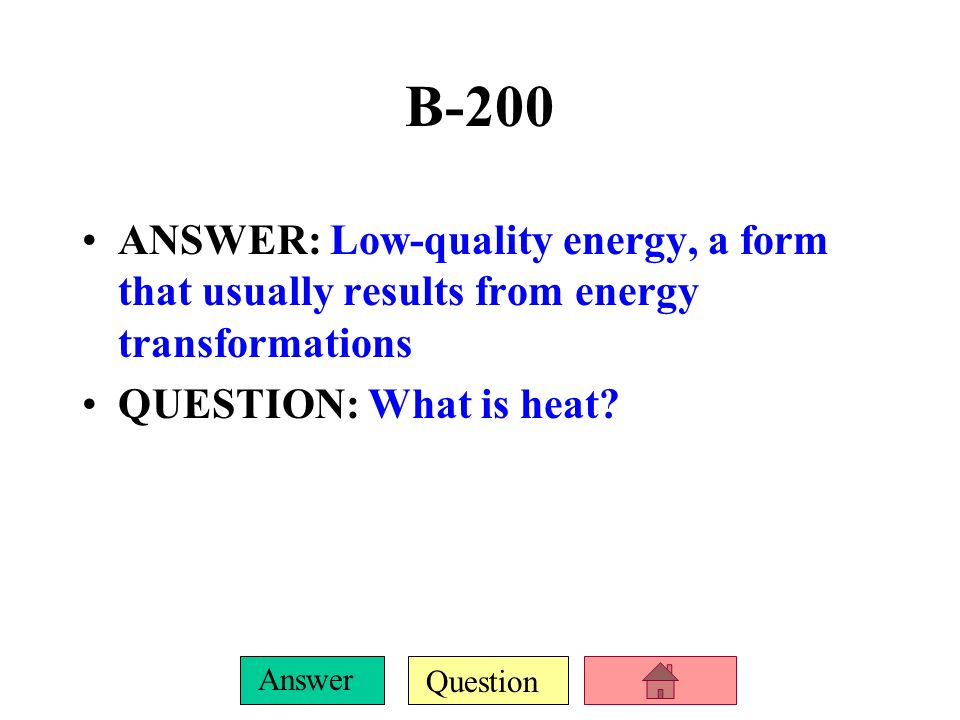 Question Answer ANSWER: The 2 forces that drive the hydrologic cycle QUESTION: What are gravity and solar energy.
