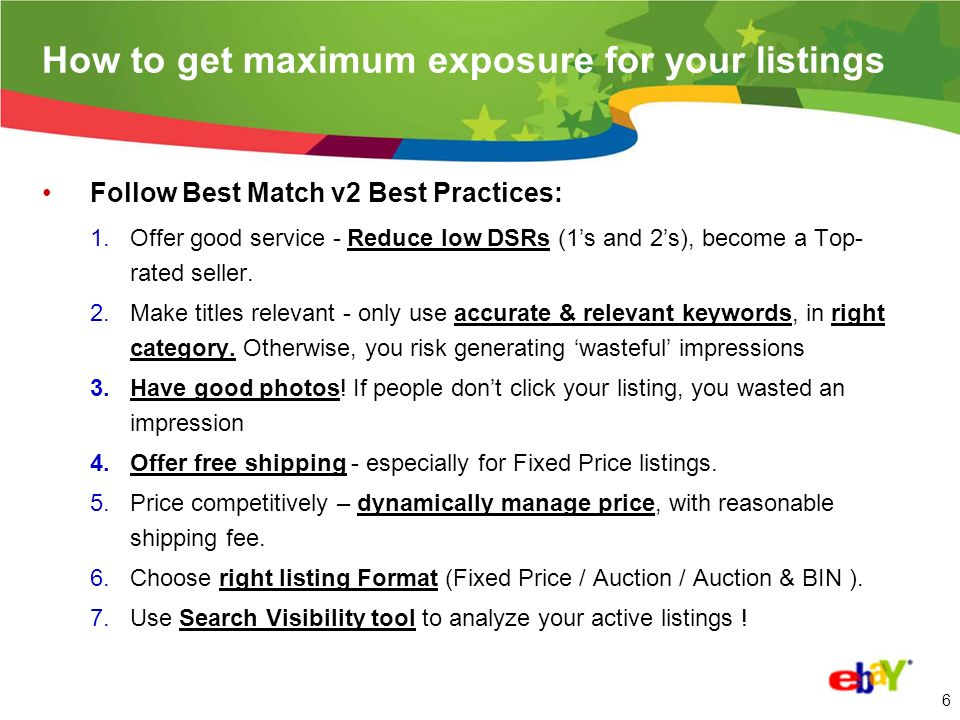 16 AdCommerce Promotion – US$10 Spending Rebate Eligibility: New sellers whose country of residence as registered with eBay is SG Those who open their first AdCommerce account Those spend over USD 20 during the promotion period Promotion Period: 1 September – 30 September 2009 What should I do to get the USD 10 AdCommerce credit.