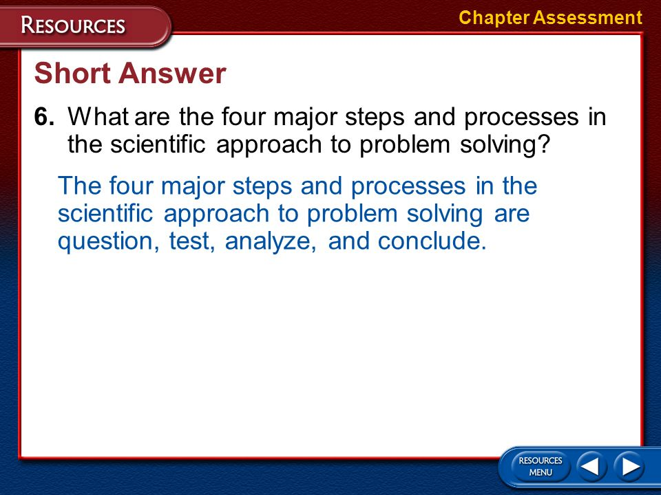 Multiple Choice 5.The SI unit of mass is the _____.