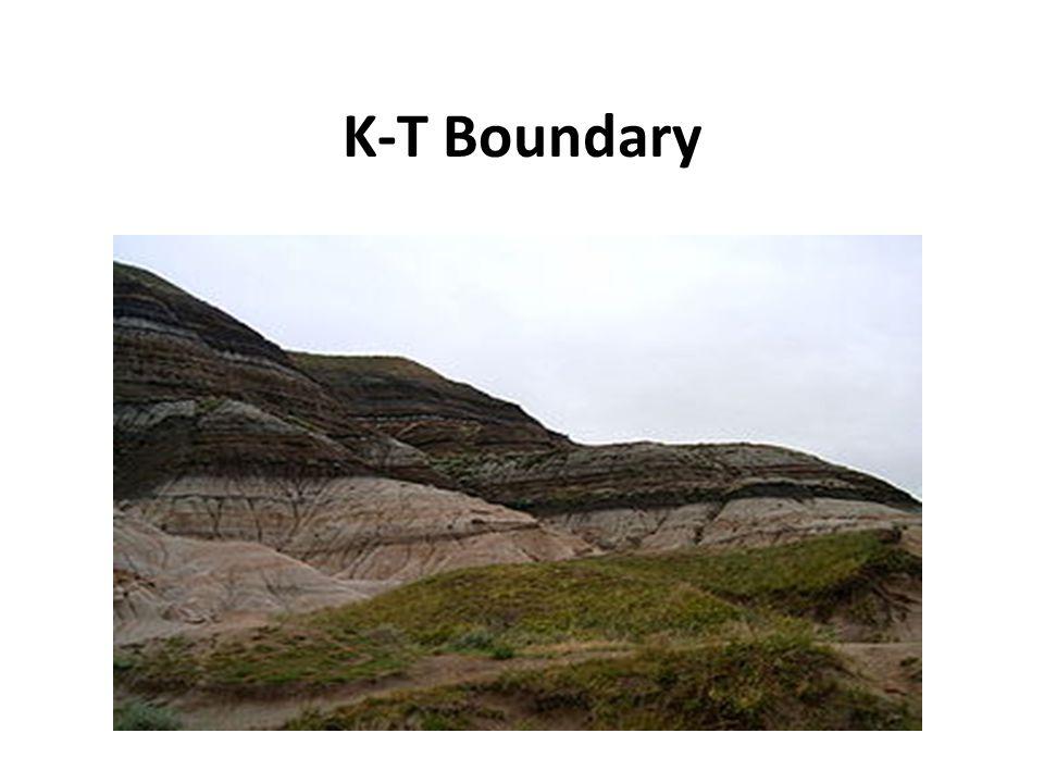 K-T Boundary