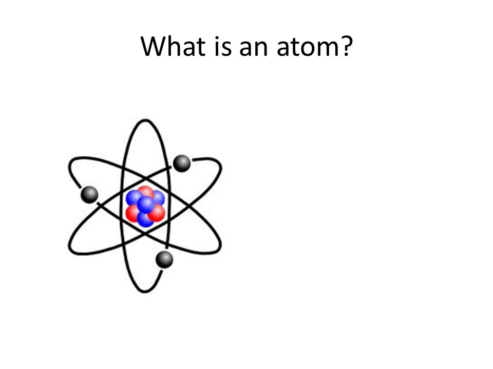 An atom is the smallest basic unit of matter