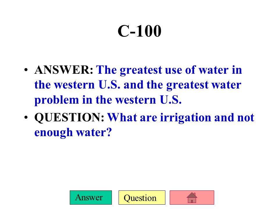 Question Answer B-500 ANSWER: 2 factors that contribute to the rise in world hunger QUESTION: What are 2 of the following? –Unequal distribution of fo