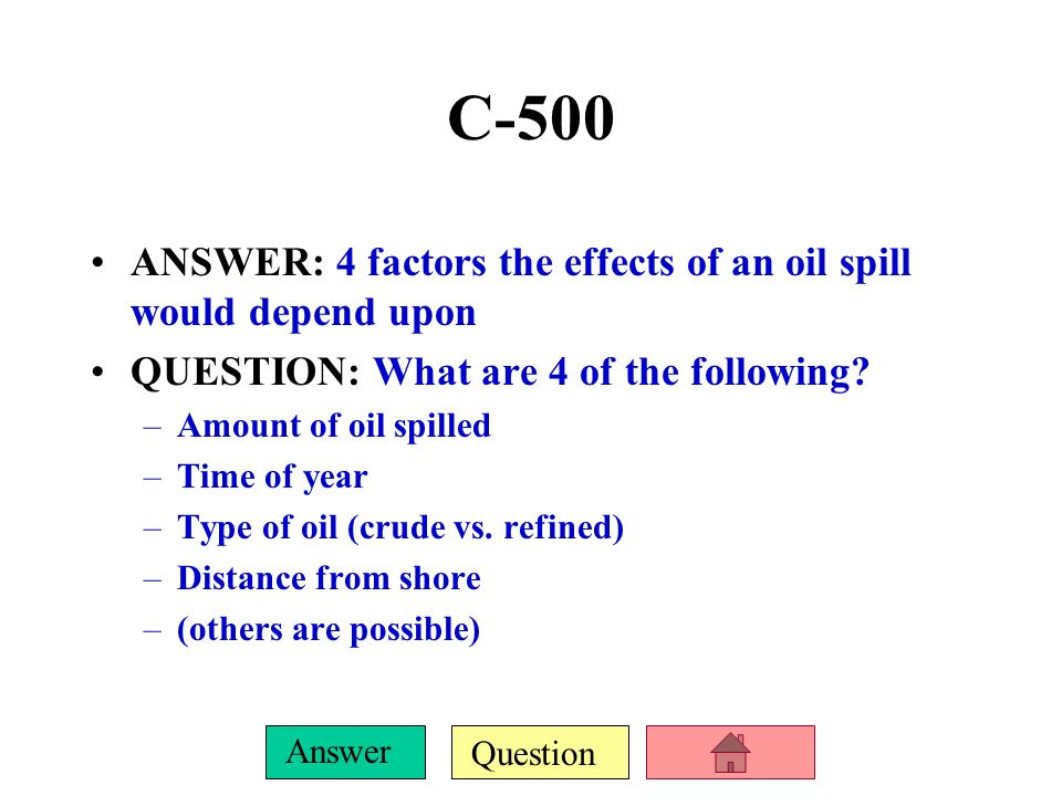 Question Answer C-400 ANSWER: The 3 major sewage treatment types. QUESTION: What are primary (physical) and secondary (biological) treatment, and blea
