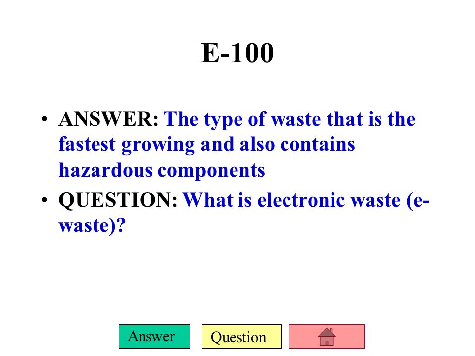 Question Answer D-500 ANSWER: A description of the 3 major rock types and how each is formed QUESTION: What does the following indicate? –Igneous: coo