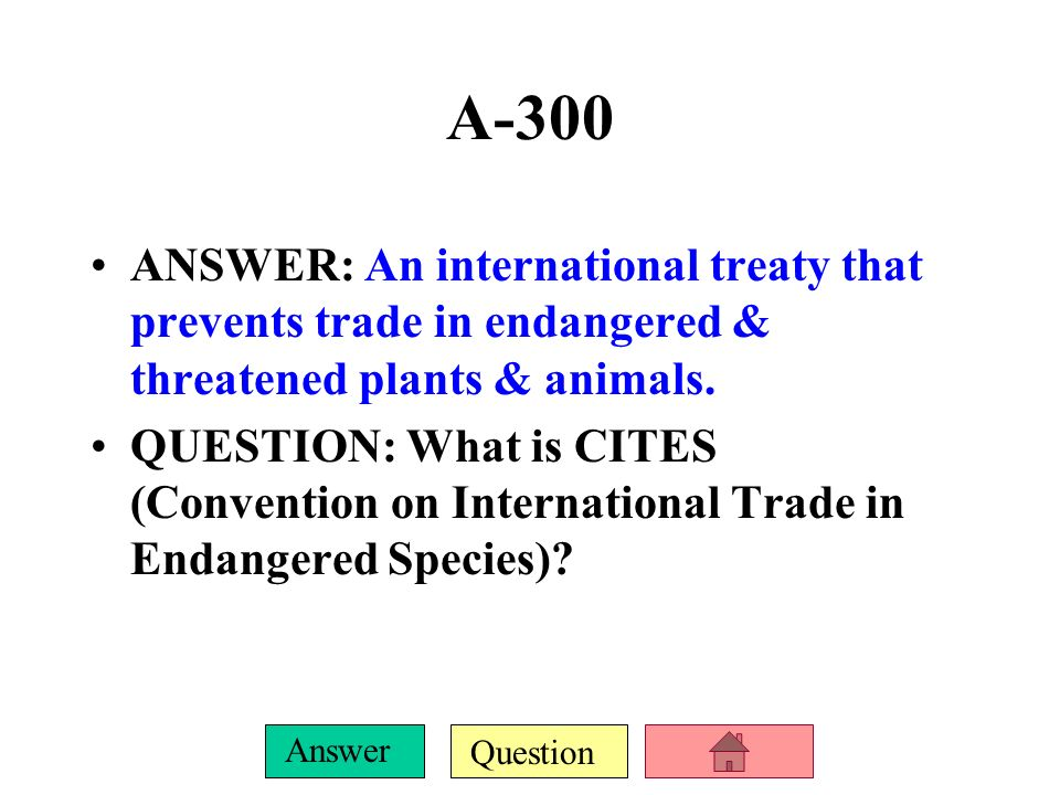 Question Answer A-200 ANSWER: Also called the Superfund, it is intended to clean up abandoned toxic waste sites. QUESTION: What is another name for CE