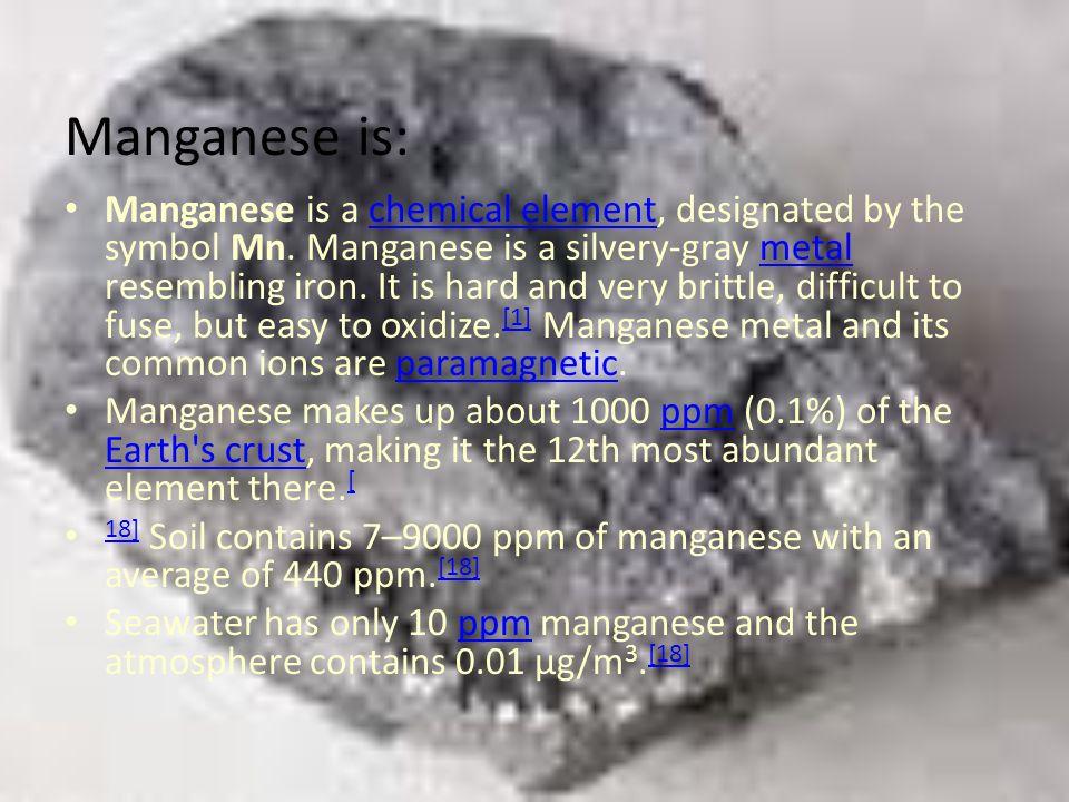 Phosphates are: