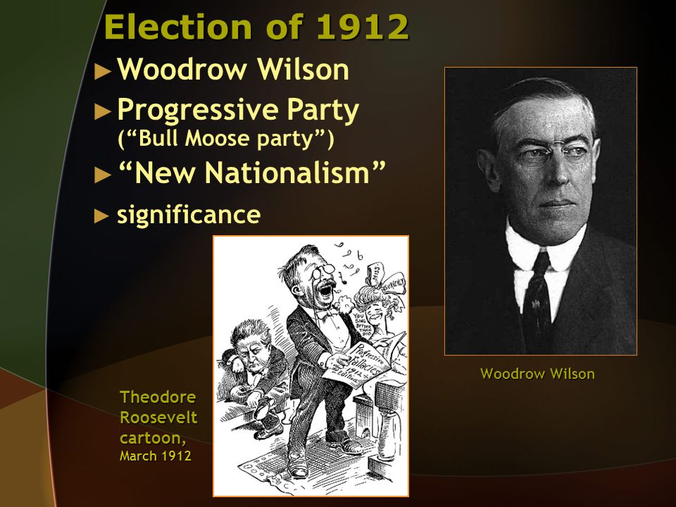 thomas woodrow wilson essay We will write a custom essay sample on woodrow wilson the sage of monticello thomas jefferson the father of the woodrow wilson's moral imperialism.