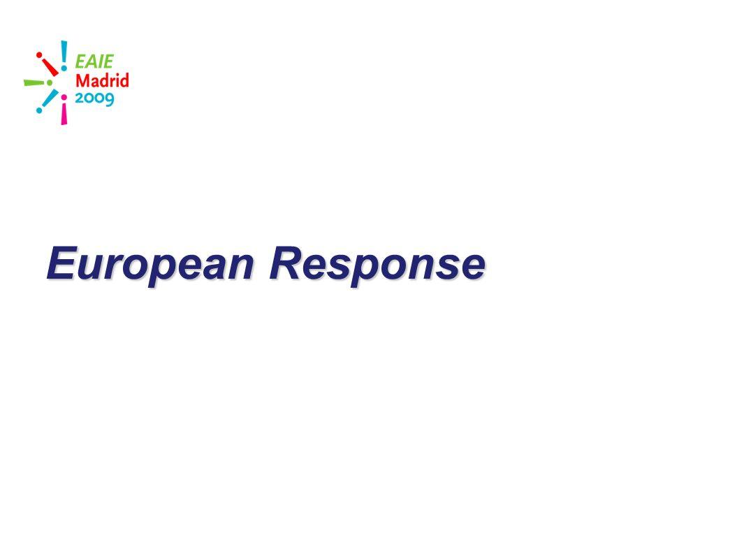slide 30 European Response