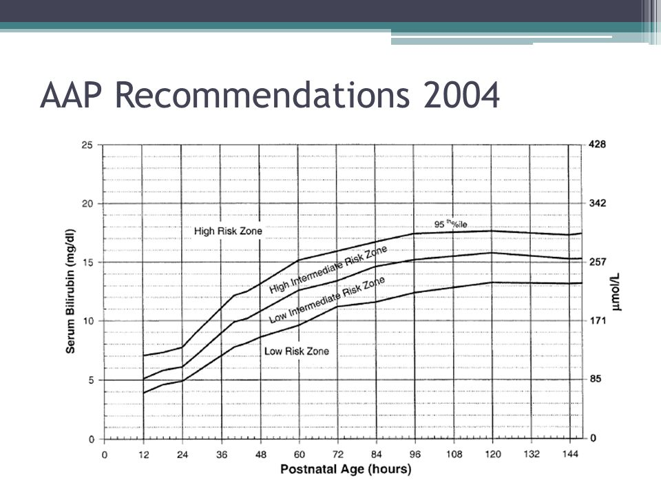 AAP Recommendations 2004