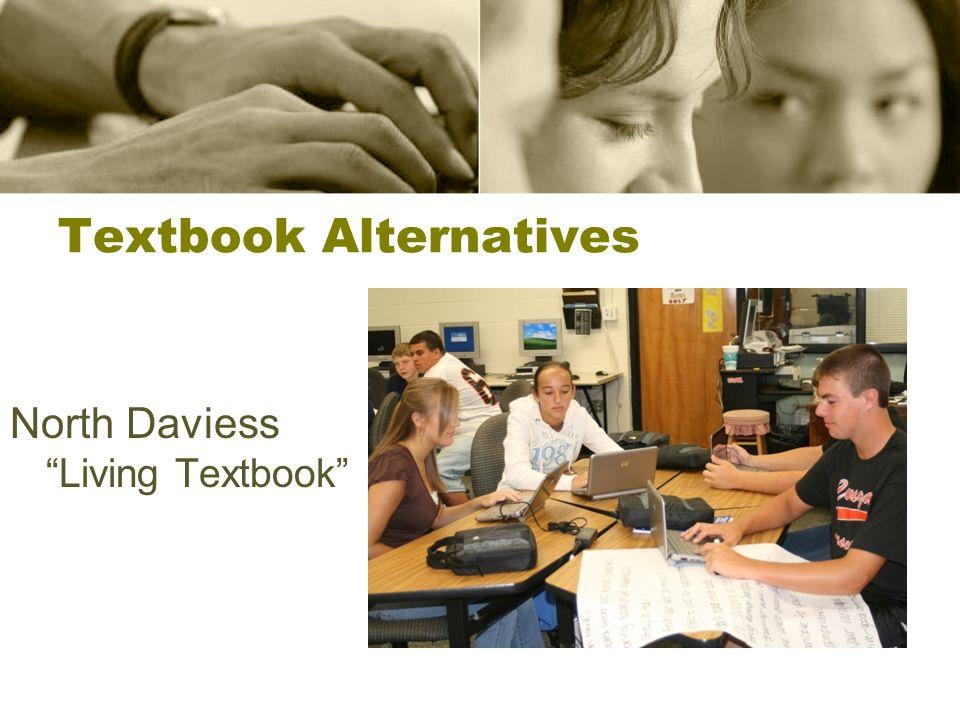Textbook Alternatives North Daviess Living Textbook