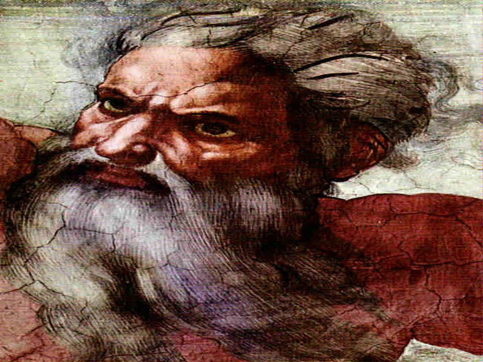 Noah forshadowing Christ 5 He Was Grieved In His Heart Genesis 6:6 God saw the evil (6:5). – –All seeing eye. – –Never ignorant. – –Knew the heart and
