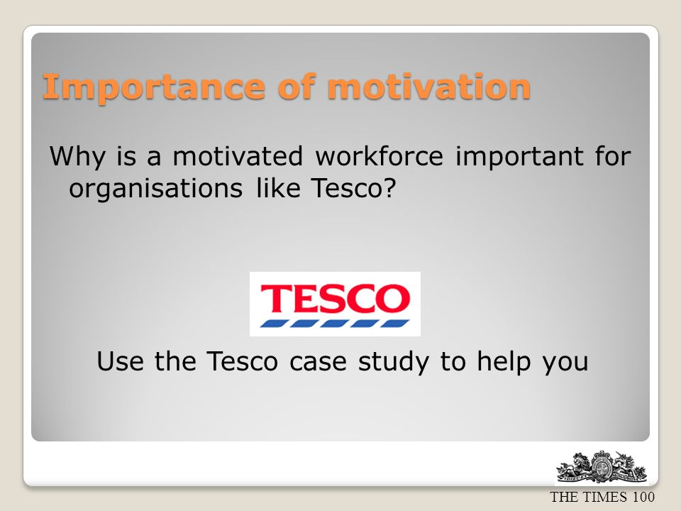 Case Study Report Tesco - College Essay - 1474 Words