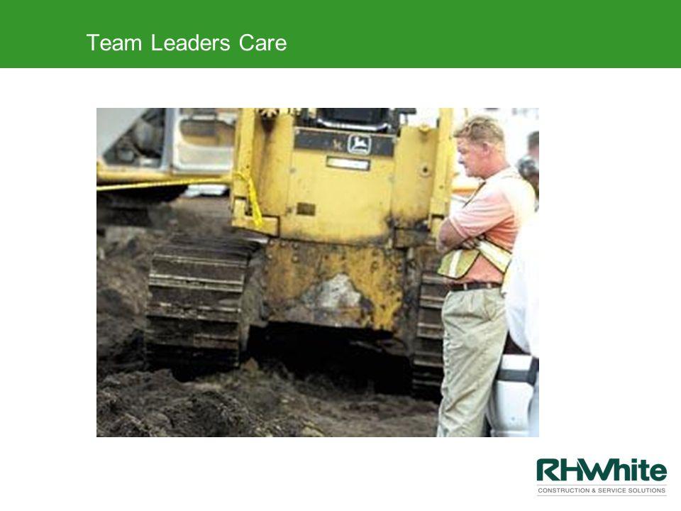 Team Leaders Care