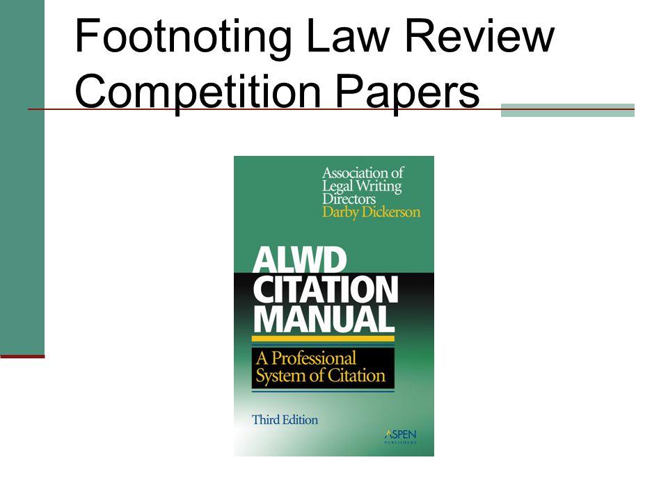 Stetson Law Reviews Preferred Form of Parentheticals Put space before open paren.