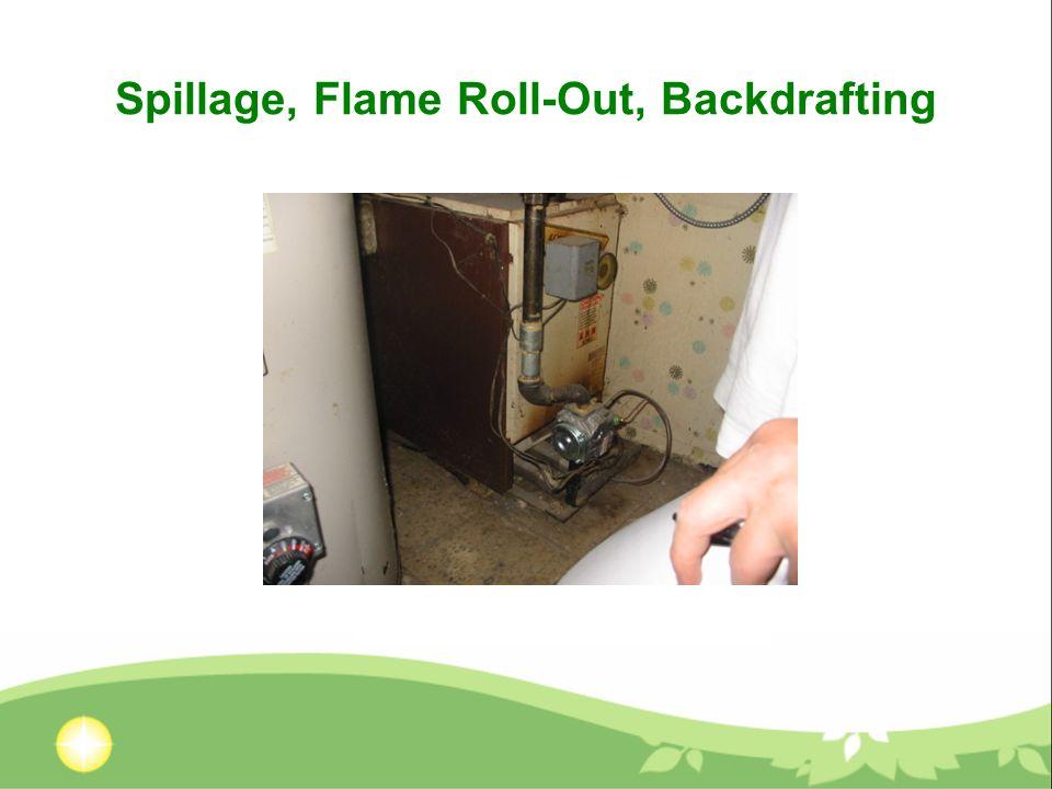 Combustible Gas Leak Detection