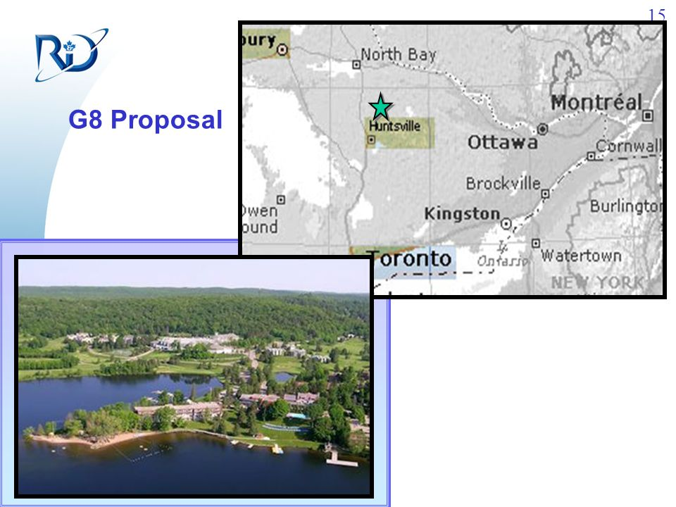 15 G8 Proposal