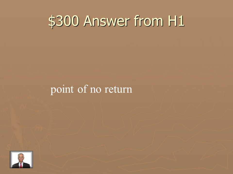 $300 Question from H1 the place beyond which you cannot stop safely without going in the intersection