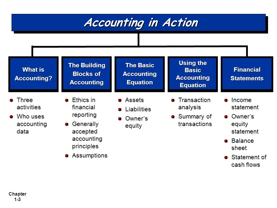 Chapter 1-4 What is Accounting.LO 1 Explain what accounting is.