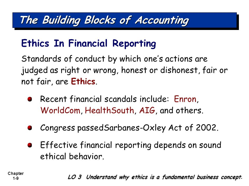 Chapter 1-10 Various users need financial information The accounting profession has attempted to develop a set of standards that are generally accepted and universally practiced.