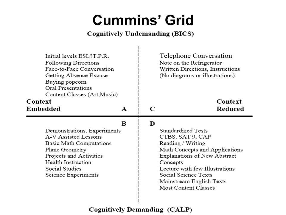 Cummins Grid