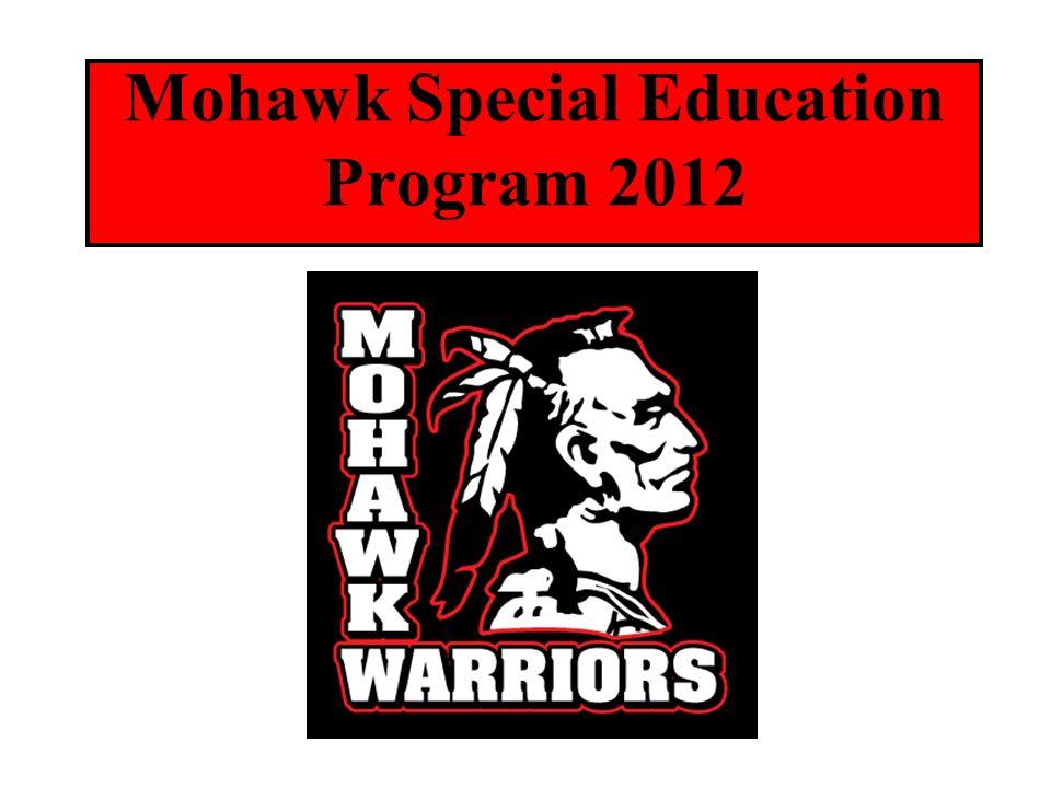 Mohawk Special Education Program 2012
