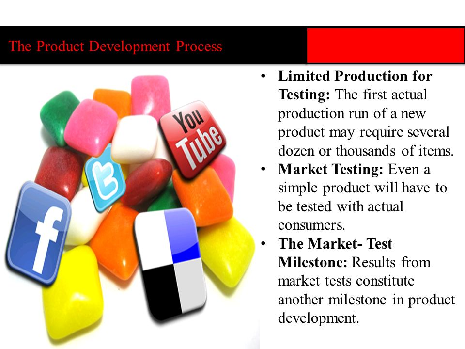 Limited Production for Testing: The first actual production run of a new product may require several dozen or thousands of items. Market Testing: Even