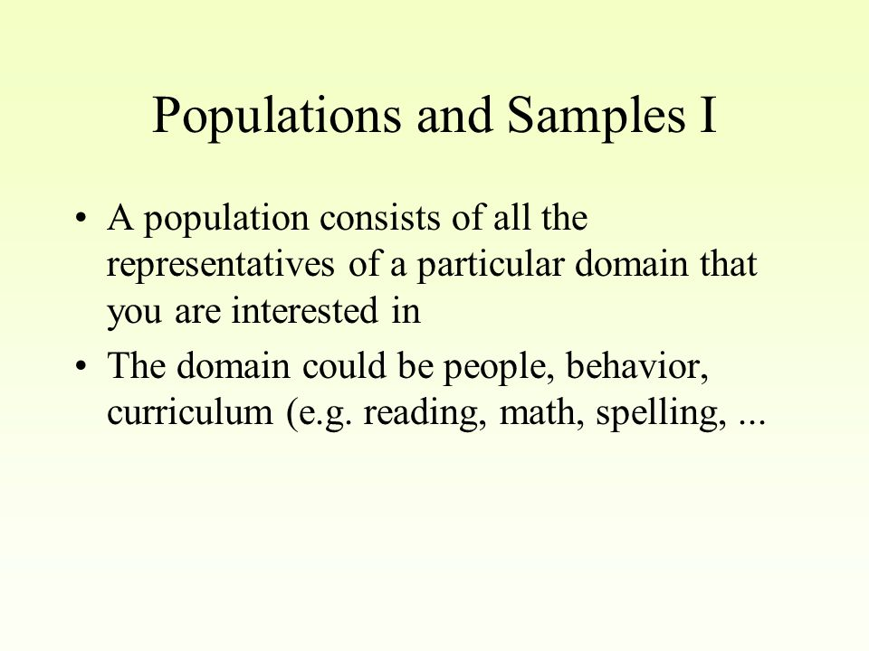 Normal Curve Many distributions of human traits form a normal curve Most cases cluster near middle, with fewer individuals at extremes; symmetrical We know how the population is distributed based on the normal curve