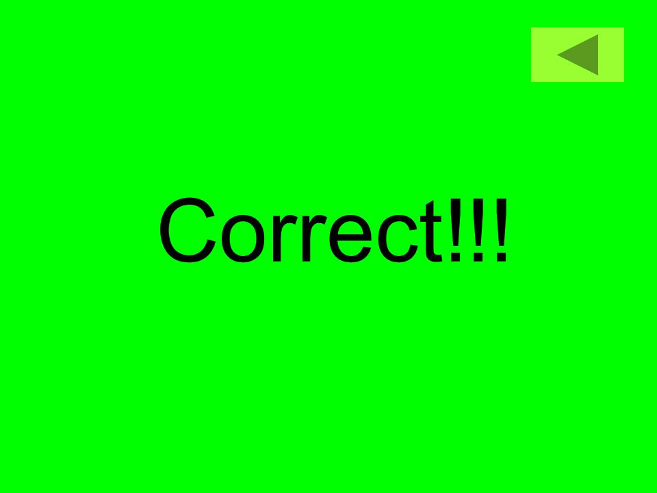 Sorry Wrong!!!!!