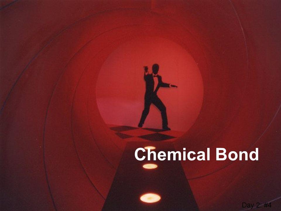 Chemical Bond Day 2: #4