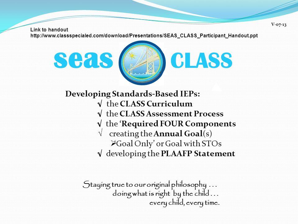 A little Curriculum & Assessment Review.