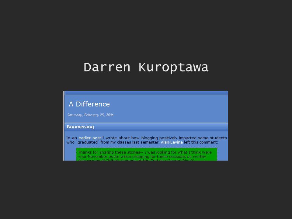 Darren Kuroptawa