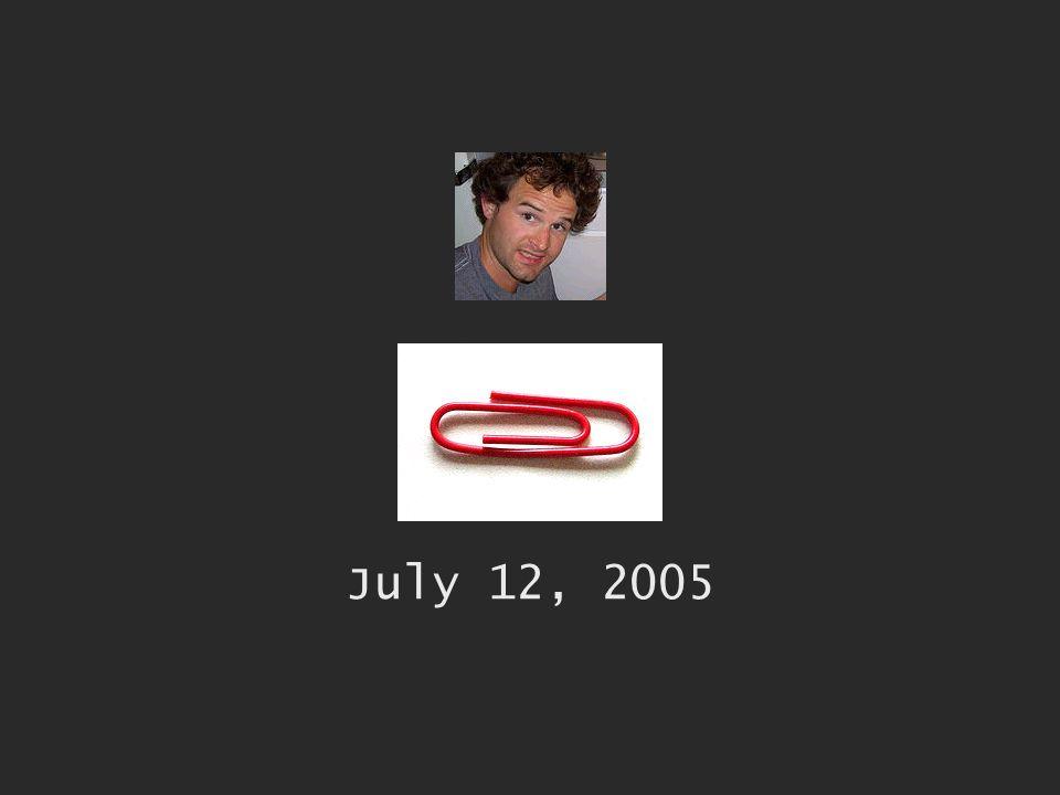 July 12, 2005