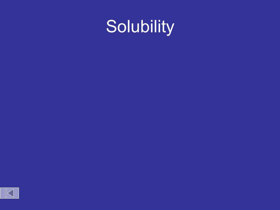 Solvation Molecular Solvation Molecular Solvation molecules stay intact C 6 H 12 O 6 (s) C 6 H 12 O 6 (aq)