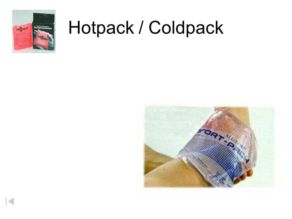 Hotpack / Coldpack