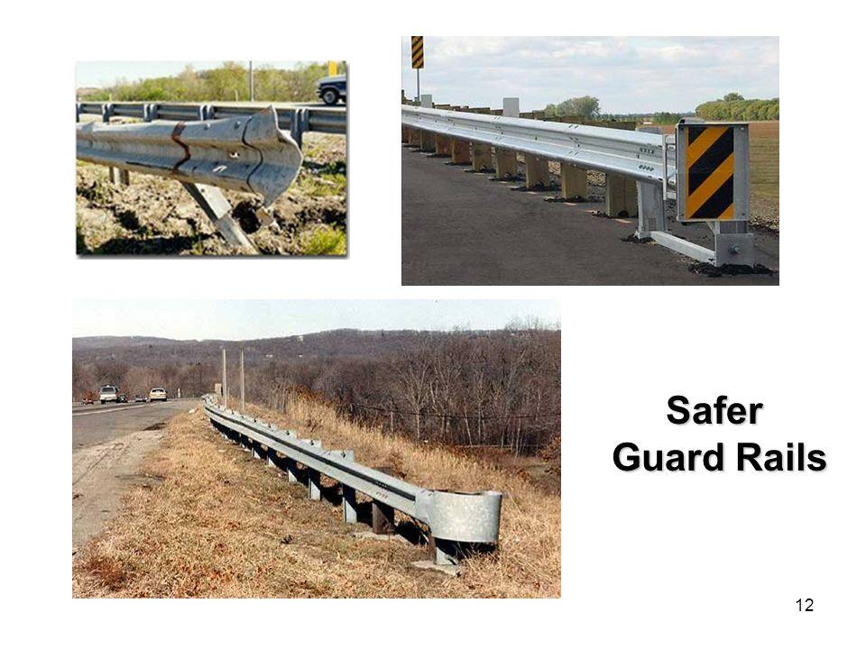12 Safer Guard Rails Guard Rails